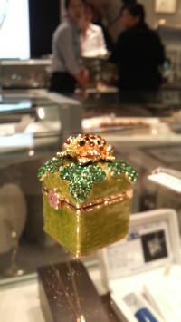 かえるの宝石箱