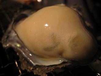 焼き牡蠣が一番おいしい~