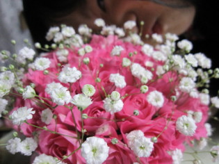 お花のプレゼント☆