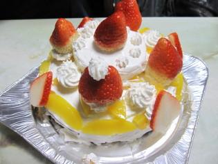 手作りケーキ♪